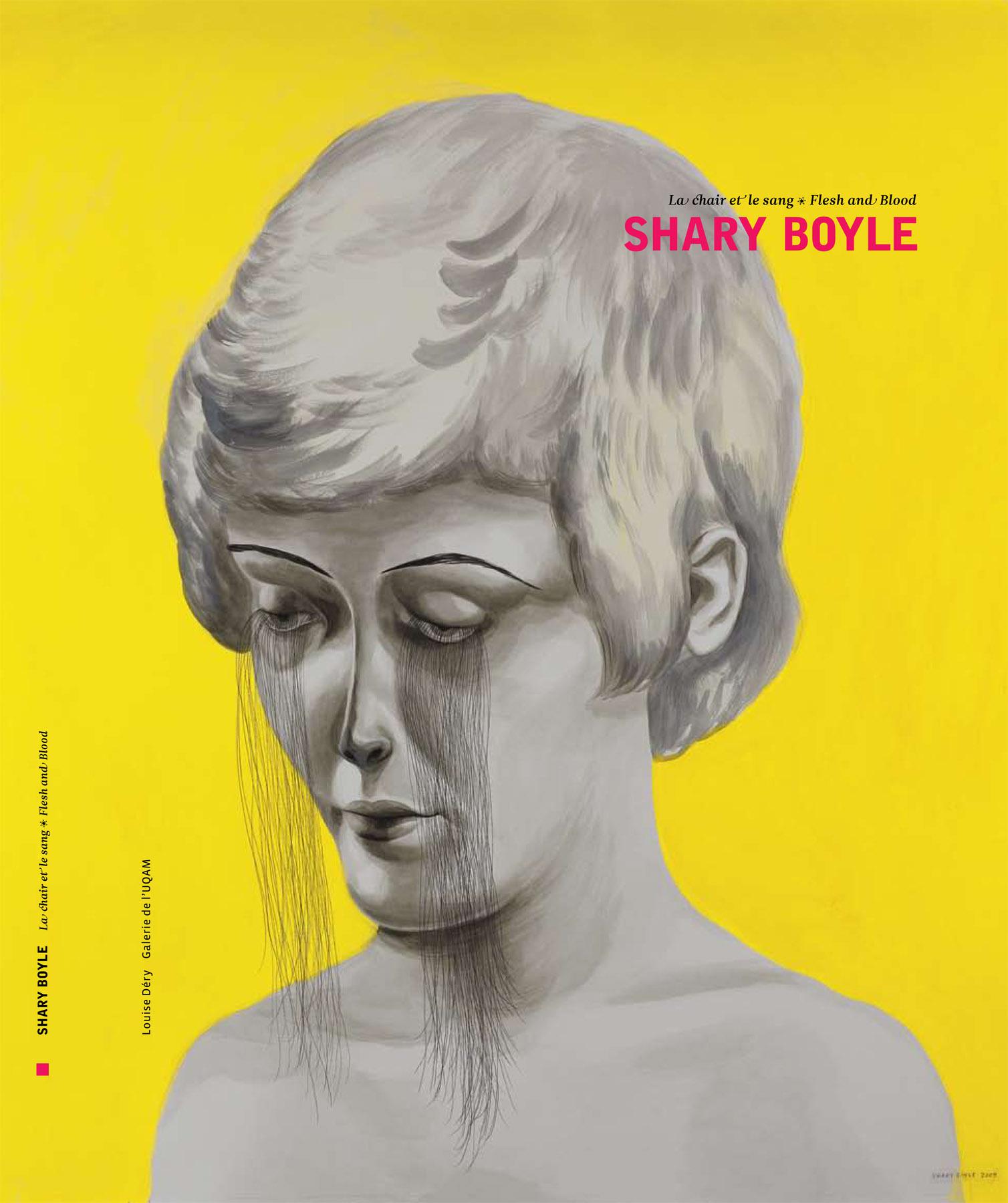Publications | Shary Boyle